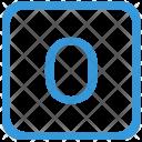 O letter Icon