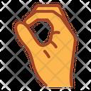 O Sign Icon