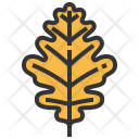 Oak Leaf Greenery Icon