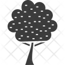 Oak Tree Shrub Tree Nature Icon