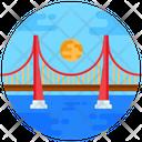 Oakland Bay Bridge Bay Bridge Footbridge Icon