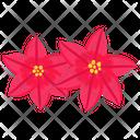 Oakleaf Hydrangea Flower Spring Flower Icon