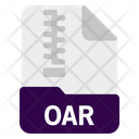 Oar file Icon
