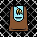 Oat Bag Color Icon