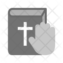 Oath Book Icon