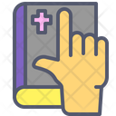 Oath Bible Scripture Icon