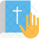 Oath Bible Book Icon
