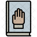 Oath Law Justice Icon