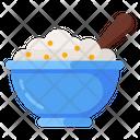 Cereals Breakfast Foodgrain Icon