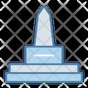 Obelisk Monument Architecture Icon