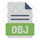 OBJ file Icon