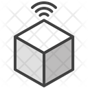 Object 3 D Icon