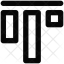 Alignment Object Align Icon