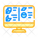 Object Library Radio Icon