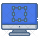 Object Monitor Screen Icon