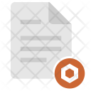 Element Object Info Icon