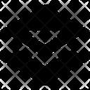 Object Backward Icon