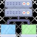 Object Database Broker Databank Icon