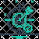 Objective Unprejudiced Challenge Icon