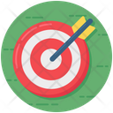 Target Aim Objective Icon