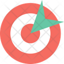 Objective Target Goal Icon