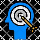 Objective Aim Goal Icon