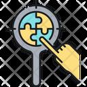 Objective Aim Focus Icon