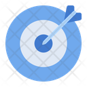 Objective Goal Target Icon