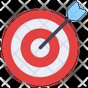Target Board Dartboard Aim Icon