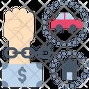 Obligation Debt Expense Icon