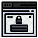Obrowser Password Browser Lock Password Icon