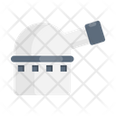 Observatory Space Stars Icon