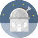 Observatory Building Observation Icon