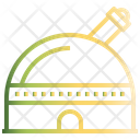 Observatory Space Cosmos Icon