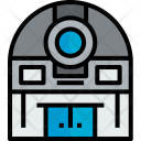 Observatory Space Universe Icon
