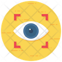 Visible Eye View Icon