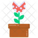 Adventure Game Plant Game Obstacle Plant Icon