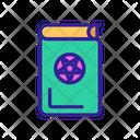 Occult Magic Contour Icon