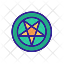 Occult Concept Linear Icon