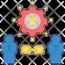 Occur Connect Collaborate Icon