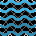 Ocean River Sea Icon
