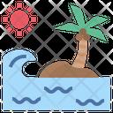 Ocean Sea Wave Icon
