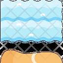 Beach Water Ocean Icon