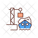 Garbage Dirty Dump Icon