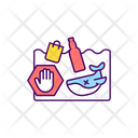 Pollution Prevention Water Icon