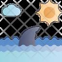 Summer Holiday Vacation Icon