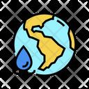Ocean Water Ocean Filter Icon