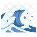 Iwave Ocean Wave Ocean Icon