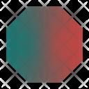Octagonal Icon