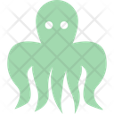 Octopus Ocean Seafood Icon